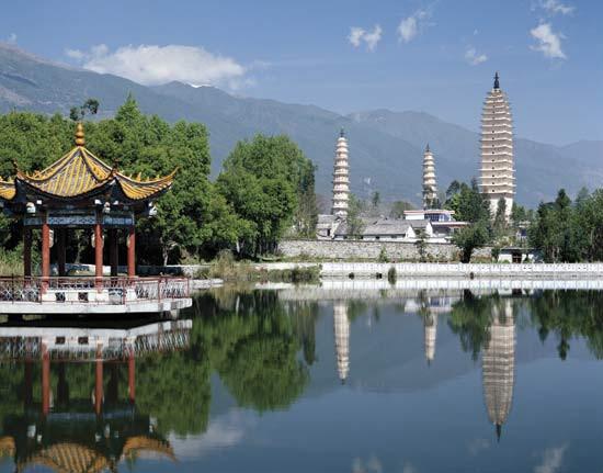 중국여행의 하일라이트 윈난성