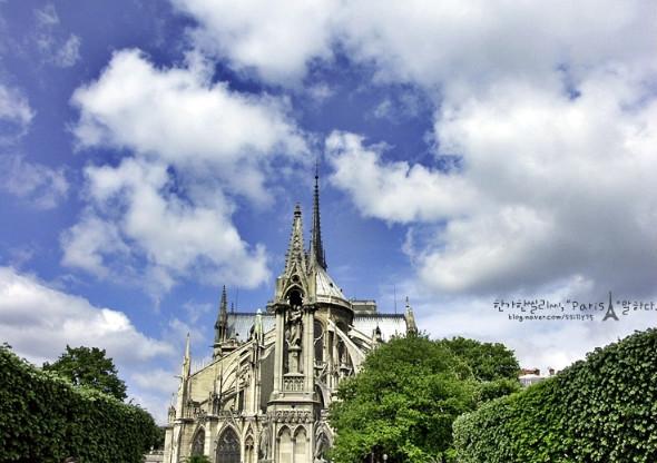 파리 노트르담 대성당