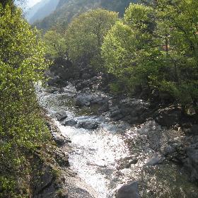 동해 두타산 무릉계곡