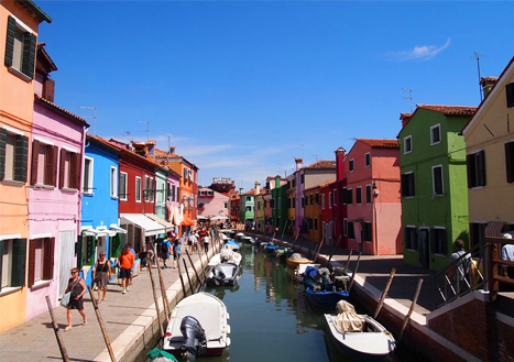[이탈리아] 동화 속 마을에서 즐기는 여유
