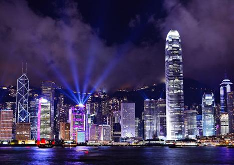 [홍콩] 보석처럼 빛나는 홍콩 침사추이