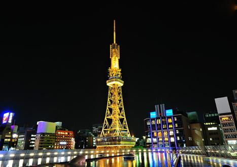 [일본] 낮보다 아름다운 나고야의 밤