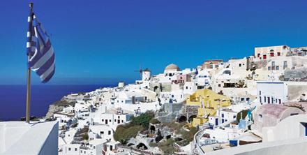 그리스 섬 여행 - 에게 해 바람에 마음을 싣다