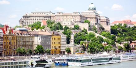 동유럽의 보석, 헝가리 부다페스트
