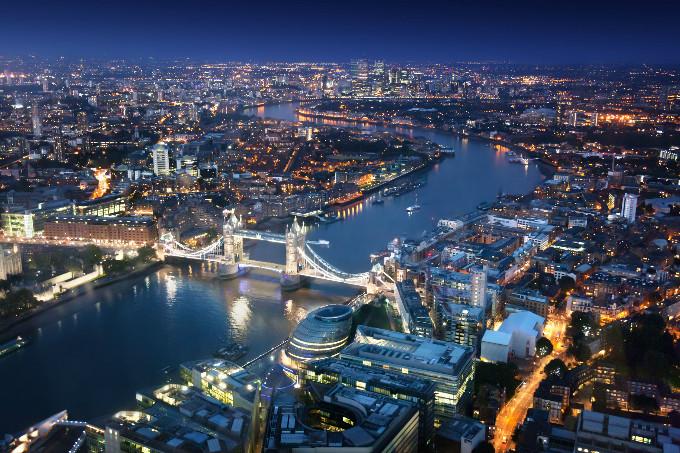 런던 여행 버킷리스트