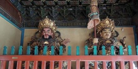 티베트식 불료 라마사원, 융허궁(옹화궁)