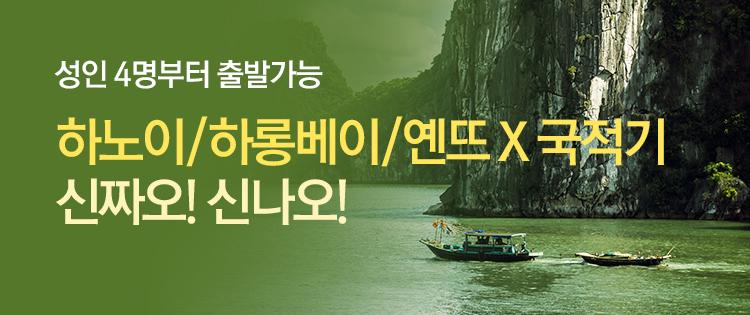 베트남 하노이 국적기 기획전