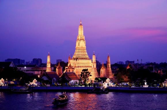 방콕/파타야 5일