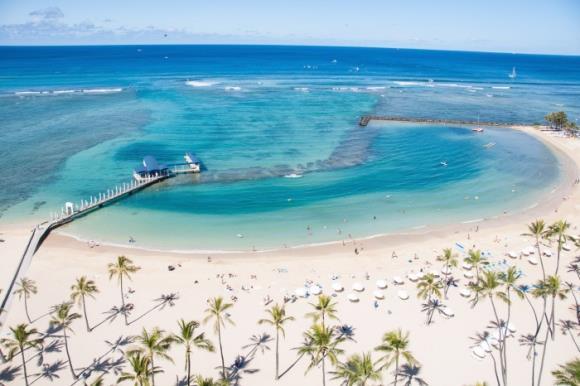 [그린여행]하와이 7일_애스톤 와이키키(준특급)_반자유 패키지