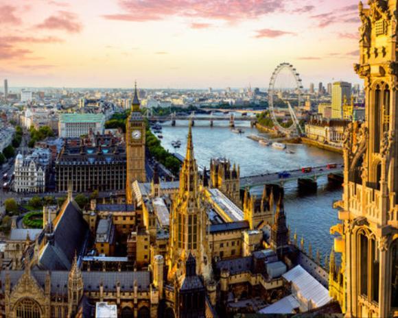런던 자유여행 6일_직항