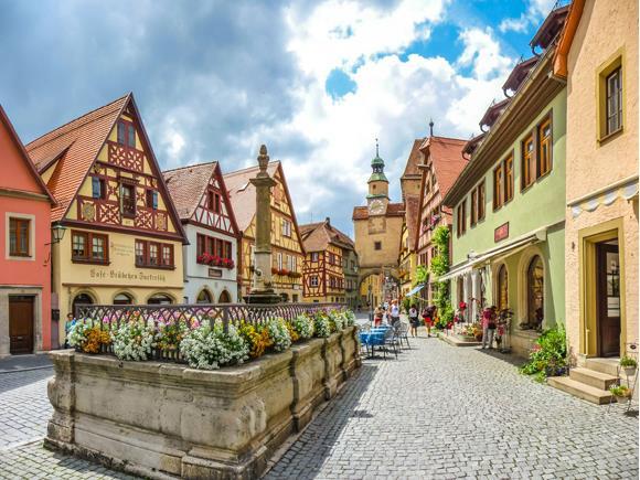 독일 소도시 산책 7일