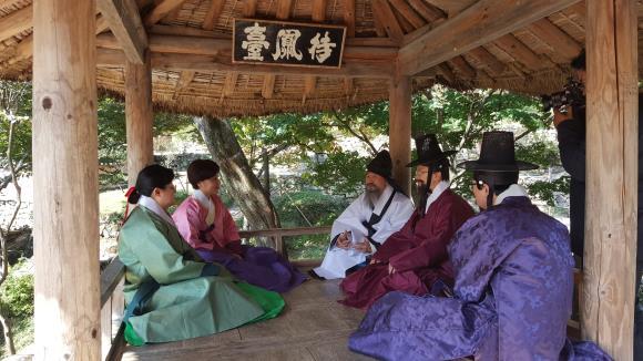 [현지투어] 에헴 ~ 조선시대 양산보로 변신! 가사문화권 도보여행