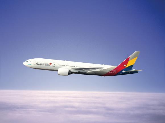 [제주->청주] 아시아나항공 편도 할인항공권