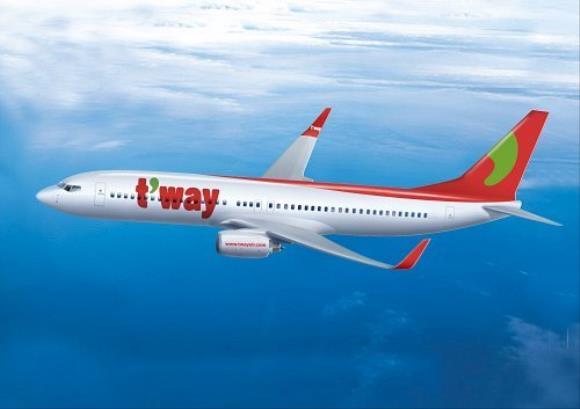 [제주→청주] 쎈딜 티웨이항공 편도 할인항공권